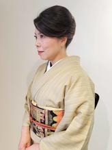 [hurakokotrico]和泉美佳 大人女性の着物スタイル.52