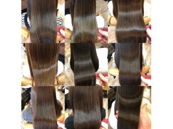ギフト(hair salon gift)(京都府京都市右京区/美容室)