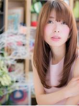 *+COVER HAIR+*…シルキーストレート♪モテフェミニンa .15