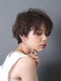 【吉祥寺駅】ショートカット  外ハネ シースルー ボブ マッシュ