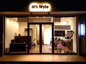 M's Style【エムズスタイル】(大阪府吹田市/美容室)