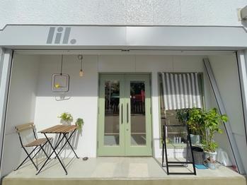 リル(lil.)(愛知県名古屋市中区/美容室)