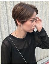 【JUNO】ハンサムショート 地毛風カラー .24