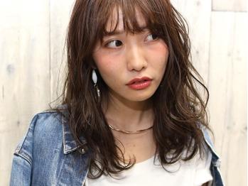 【似合わせcut+透け感カラー+髪質改善TR¥6800】提案力×高技術であなたの魅力を引き出す似合わせStyleに♪