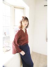 [Garland/表参道]☆ひし形シルエット透け感ミディ☆.22