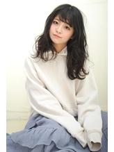 暗染モテ髪ロング.54