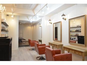 ブライズ ヘアーアンドリラクゼーション(BRITHE Hair&Relaxation)(京都府京都市中京区)