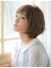 【joemi】イメチェンワンサイドセミウェットタンバルモリ(花野) 好感度.53