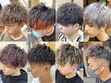 hair design West Side STANDARD心斎橋【ウエストサイドスタンダード】