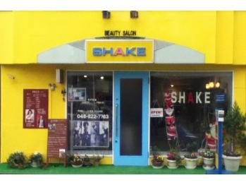 美容室 シェイク(SHAKE)