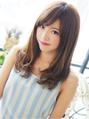 【ジュレベール 松田】 美女子☆可愛いセミディ