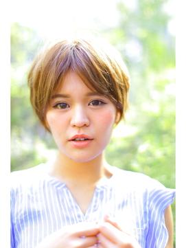 【2016春夏】銀座カジュアル♪最旬センターパート♪
