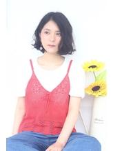 【clock人気スタイル☆お手入れ簡単ラフウェーブスタイル】.3