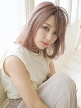 《Agu hair》ゆるふわ抜け感ミディアムボブ☆.53