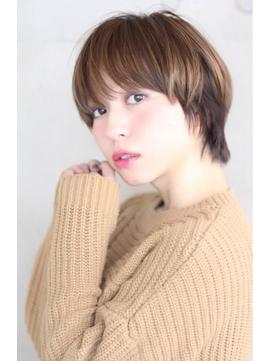 若く見える髪型と髪色/横浜美容院ラムデリカYUKA