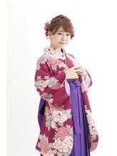 【池袋Neolive 】卒業式 ヘアセット&メイク&袴着付け¥14040 浴衣.16