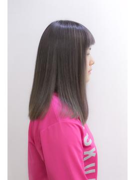 【髪質改善】バイオレットグレージュ