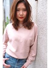 【maiuna あっちゃん】 大人×フェミニンウェーブ.15