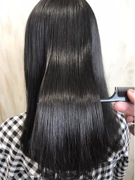 【AnFye.dueldo】髪質改善+カラー