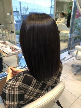 [INFIS 和知]艶髪ストレート