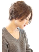 30代・40代に人気トップふんわりニュアンスショート エアリー.48