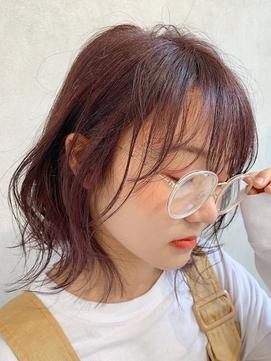 透け感blossom BOB☆keshiki大名KAZU