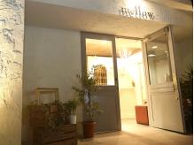 やわらかい雰囲気の白壁♪かわいいCafeのような外観です。