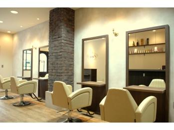 オニール ヘア ラウンジ(Onir Hair Lounge)(埼玉県越谷市/美容室)