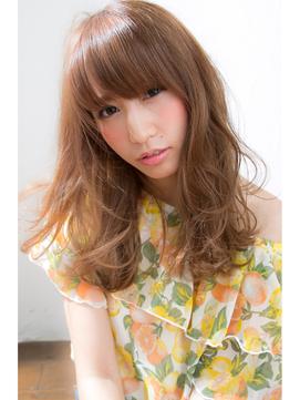 【brote】☆厚め前髪のカジュアルにおすすめなセミロング☆