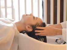 元町/中華街2分★こだわる大人女性の心も満たす稀少なオーガニックSPAで、頭皮ケアとアロマな上質癒し時間