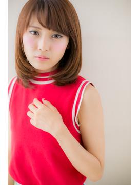 【AGORA銀座】目力UP☆の♪サラツヤミディb