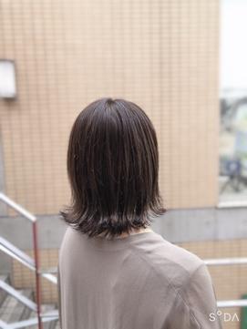 ☆ハイライトミックスカラー☆《gocci》