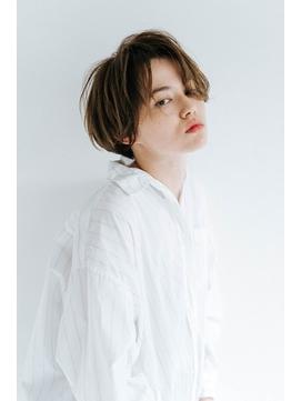 【Noah銀座】お手軽スタイリング☆ゆるパーマショート