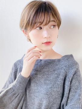 [K-two青山]ツヤ感重視クールショート/モテ髪カタログ[表参道]
