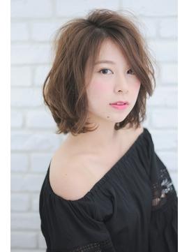 【RELEDEN/川越】小顔ミディーボブ☆ 側面写真
