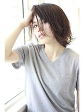 CUORE菊地~暗髪外ハネボブ.25