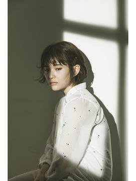 〈MONET〉ノームコアボブ 光×影