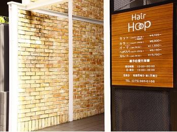 ヘアーフープ(Hair Hoop)
