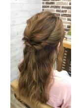 波巻き×ヘアセット.32