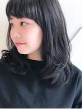 春夏おすすめカラー【ネイビーアッシュ】♪ 社会人.3