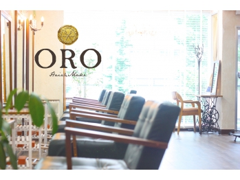 オロ(ORO)(東京都渋谷区/美容室)