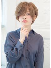 【sand絹村】ノーブルショート毛先ワンカールデジタルパーマ うるツヤ.41