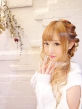 【Bormee】ミルクティ×『かわいい』の王道ツインテール♪ ツインテール.41