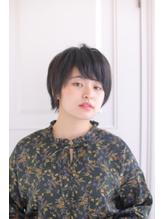 黒髪ベリーショート★ナチュラルver.【verite 南柏】.28