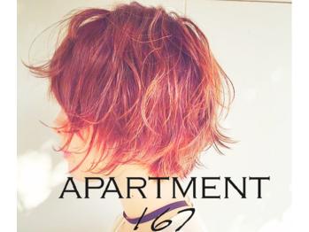 アパートメント167(APARTMENT 167)(山梨県中央市/美容室)
