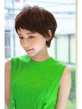 【+~ing】大人可愛い小顔 コンパクトショート 【畠山竜哉】 .35