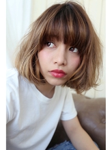 ~Bella鈴木~大人可愛い×ラフ&抜け感ボブ NO.2 Oggi.22