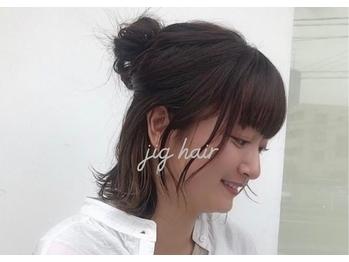 ジグヘアー(jig hair)(広島県広島市安佐南区/美容室)