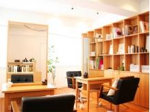 【4席限定】カフェのような空間で上質ケア。厳選オーガニックでNatural Beautyを求める方のパートナーに☆