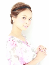 [k-two W]ガーリーカールセミディ~上品な外国人風アレンジ~ カチューム.2